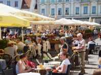 Tallinn cafe