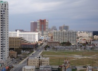 View from Absecon Lighthouse