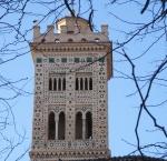 La Magdalena Church tower