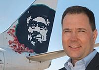 Brad Tilden Alaska Airlines CEO