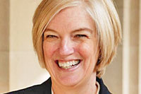 Pearson CEO Marjorie Scardino
