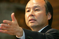 Softbank Chairman and CEO, Masayoshi Son