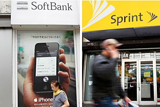 Softbank buys Sprint Nextel Corporation