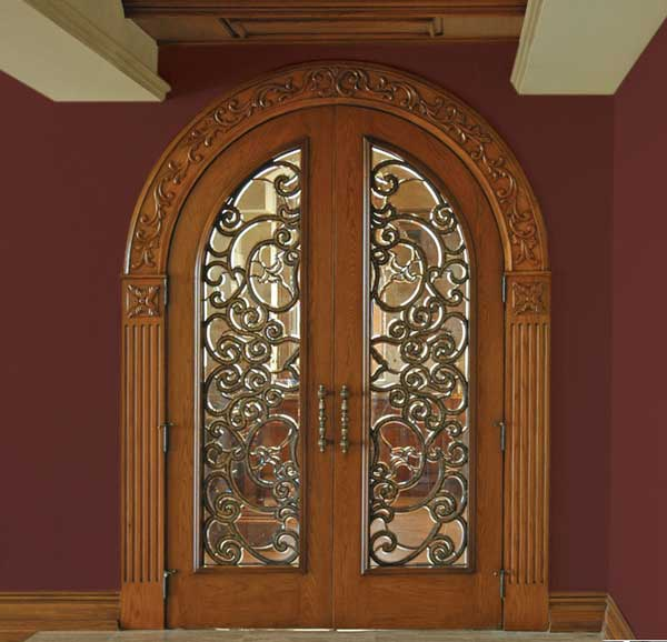 Pinecrest These doors are the perfect companion for the old house in Italy but they will fit nicely every older warm and intimate home. & Beautiful entrance